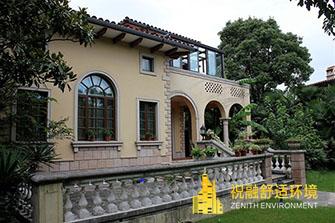 上海华亭别墅