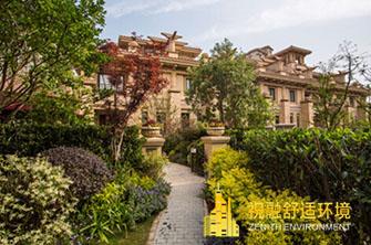 上海保利天鹅语别墅