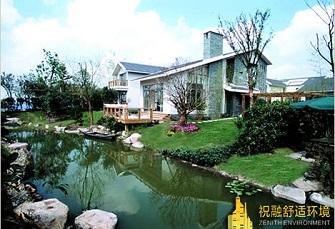 上海生茂养园别墅地源热泵