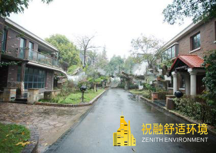 上海浦东栏学路328弄欧泊圣堡79号地源热泵案例