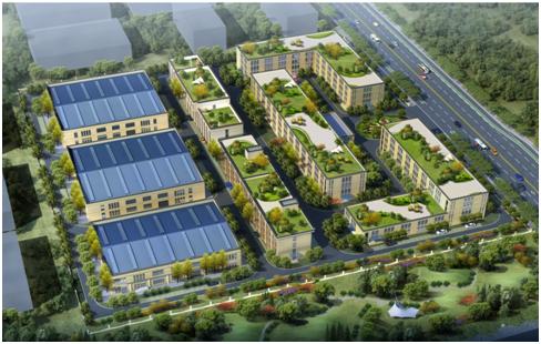 西安国际空港城产业园公建项目(地源热泵)