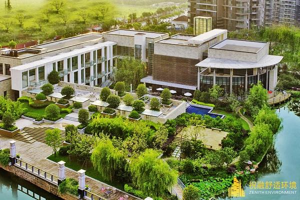 上海九里德会所项目