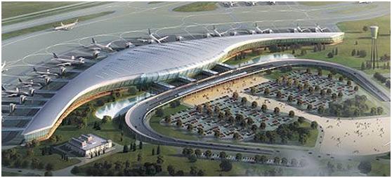 西安国际空港城产业园公建项目
