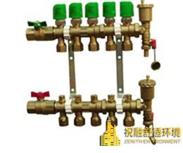 Menred地暖集分水器